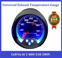 Universal Exhaust Temperature Gauge