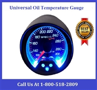 Universal Oil Temperature Gauge