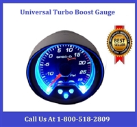 Universal Turbo Boost Gauge