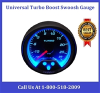 Universal Turbo Boost Swoosh Gauge