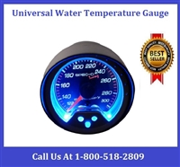 Universal Water Temperature Gauge
