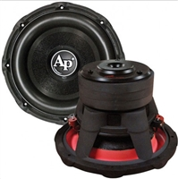 "Audiopipe 12"" Woofer, 1800W Max, 4 Ohm DVC"