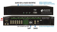 MPEG-2 HD/SD Encoder / Multiplexer