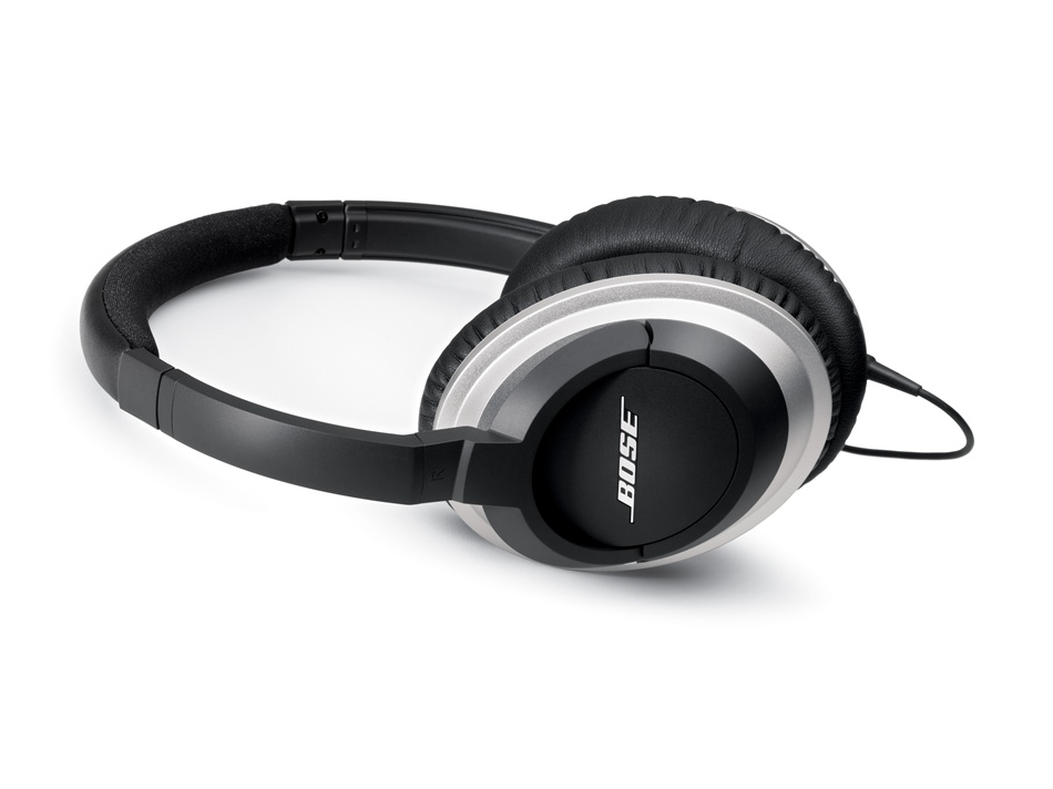 bose ae2 around ear audio headphones. Black Bedroom Furniture Sets. Home Design Ideas