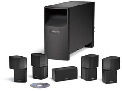 bose acoustimass 10 surround sound powered speakers. Black Bedroom Furniture Sets. Home Design Ideas