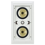 SpeakerCraft® AIM LCR 5 AIMABLE IN-WALL LCR SPEAKER (EACH)