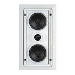 SpeakerCraft® AIM LCR3 One (Baby AIM) AIMABLE IN-WALL MINI LCR SPEAKER (EACH)