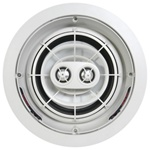 "SpeakerCraft® AIM8 DT Three 8"" AIMABLE DUAL TWEETER INCEILING SPEAKER (EACH)"