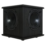 "SpeakerCraft® BASSX-6 DUAL DRIVER 6"" FRONT FIRING FLOOR SUBWOOFER (EACH)"