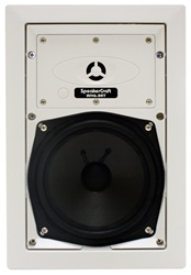 SpeakerCraft® WH6.0RT Whole House Audio InWall Speaker (EACH)