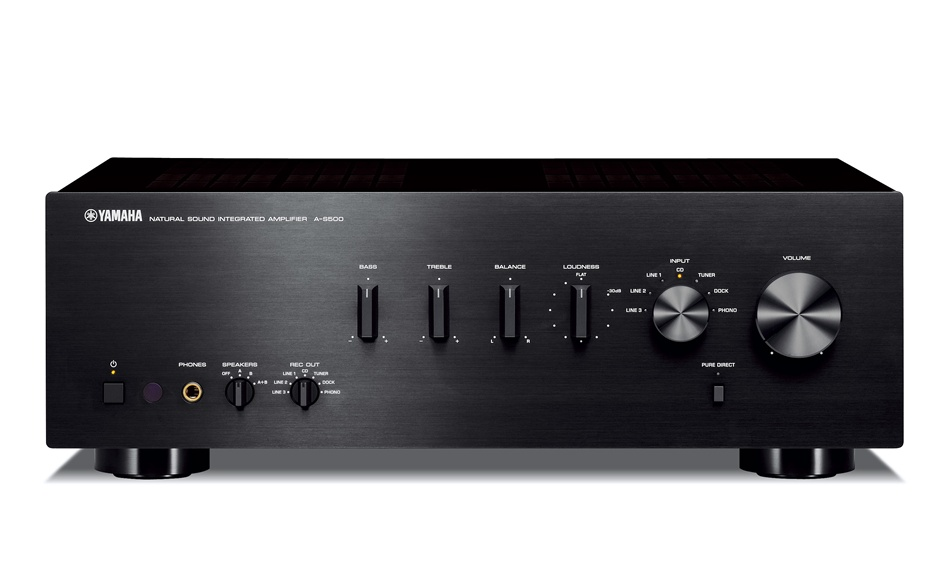 Yamaha a s500 integrated amplifier for Yamaha pure direct