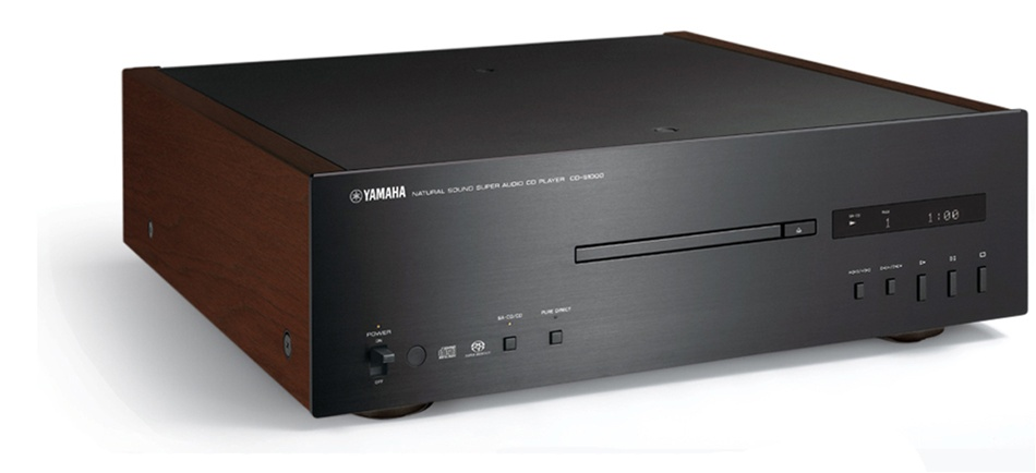 Yamaha Cd S1000 Custom Series Hi Fi Cd Player