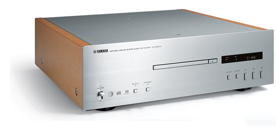 Yamaha Cd S2000 Custom Series Hi Fi Cd Player