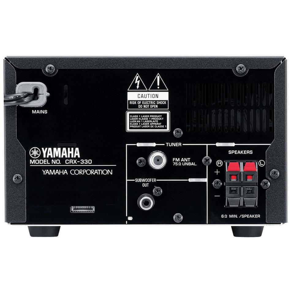 Yamaha Mini Stereo System
