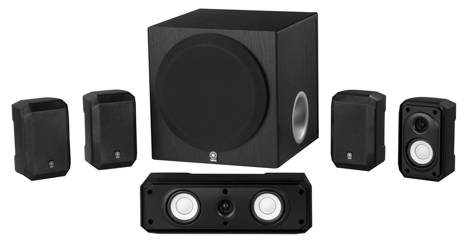Yamaha ns sp1800 speaker package for Yamaha ns 50 speaker pack