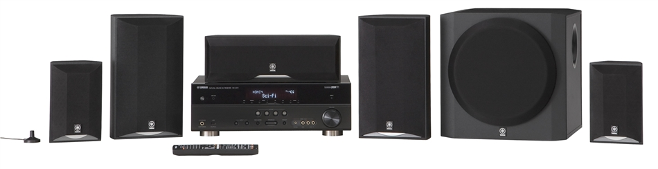 Yamaha yht 695 home theater in a box for Home theater yamaha