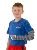 CoolCast Long Arm, Soft Tissue Injury and Post Op