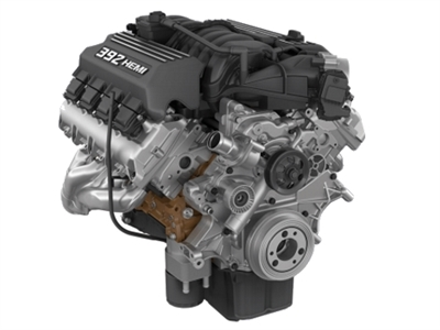 Mopar Performance 392 HEMI Crate Engine - 68303090AA