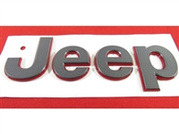 "Rubicon ""Jeep"" Fender Emblem - 68309633AA"