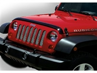 Wrangler Mopar Performance Wire Mesh Grille Assembly - 77070001