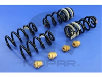 Jeep Grand Cherokee Mopar Performance Lowering Springs - 77072328