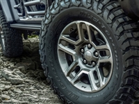 "Wheel 17"" Off-Road - 77072494AB"