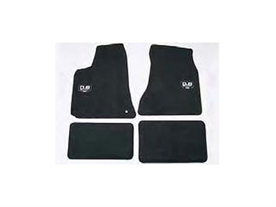 300 Mopar Performance DUB Floor Mats - 77DUB07010