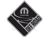 Mopar Performance Off Road Emblem - 82213916