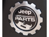 Jeep Performance Parts Emblem - 82214271