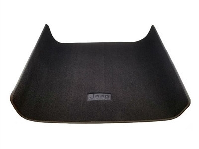 Cargo Mat Black With Jeep Logo - 82215682AB