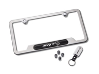 License Plate Frame Gift Set SRT Polished - 82215857