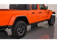 Fender Flares Rubicon - LED DRL - Black Smooth - 82215984