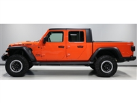 Fender Flares Rubicon - LED DRL - Black Grained - 82215985