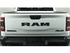 Blacked Out RAM Tailgate Emblem - DTRAMBLACKTG