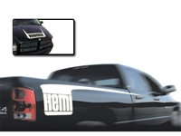 Ram Mopar Performance Hemi Hockey Stick Graphics Kit - P4510273