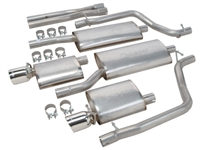 Magnum Mopar Performance Cat-Back Exhaust System - P5153366