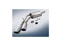 Ram Mopar Performance Cat Back Exhaust System - P5153640