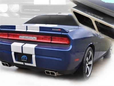 Challenger Mopar Performance Cat Back Exhaust System - P5155956
