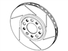 Mopar Performance Dodge Dart Front Brake Kit -P5156166