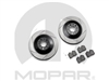 Mopar Performance Dodge Dart Rear Brake Kit - P5160016
