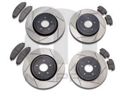 300 Mopar Performance Upgrade Brake Kit - P5160048