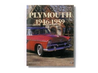 Mopar Performance Plymouth 1946-1959 Book - P5249652AB