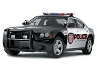 Charger Mopar Performance Police Rotor Package - REARROTORPOLPKG