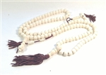 Tibetan Style Yak Bone 108 Bead Buddhist Mala - 8mm (1 Pack)