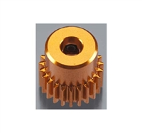 Golden Horizons Aluminum Pinion Gear 64P 22T 01245