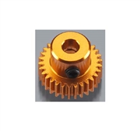 Golden Horizons Aluminum Pinion Gear 64P 30T 01253