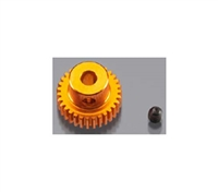 Golden Horizons Aluminum Pinion Gear 64P 31T 01254