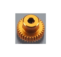 Golden Horizons Aluminum Pinion Gear 64P 32T 01255