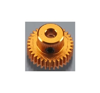 Golden Horizons Aluminum Pinion Gear 64P 33T 01256