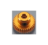 Golden Horizons Aluminum Pinion Gear 64P 34T 01257